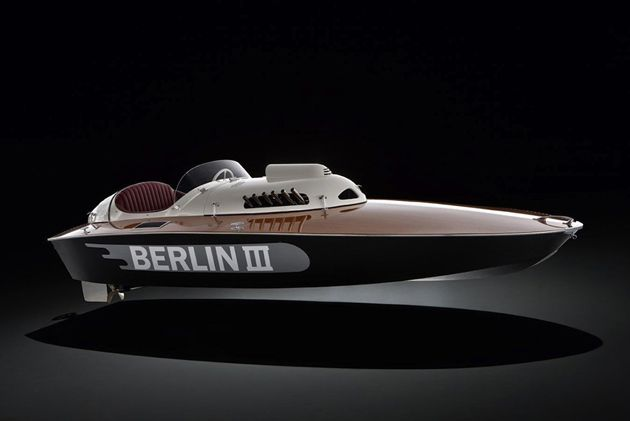 $35K 1950 BMW Berlin III Speedboat