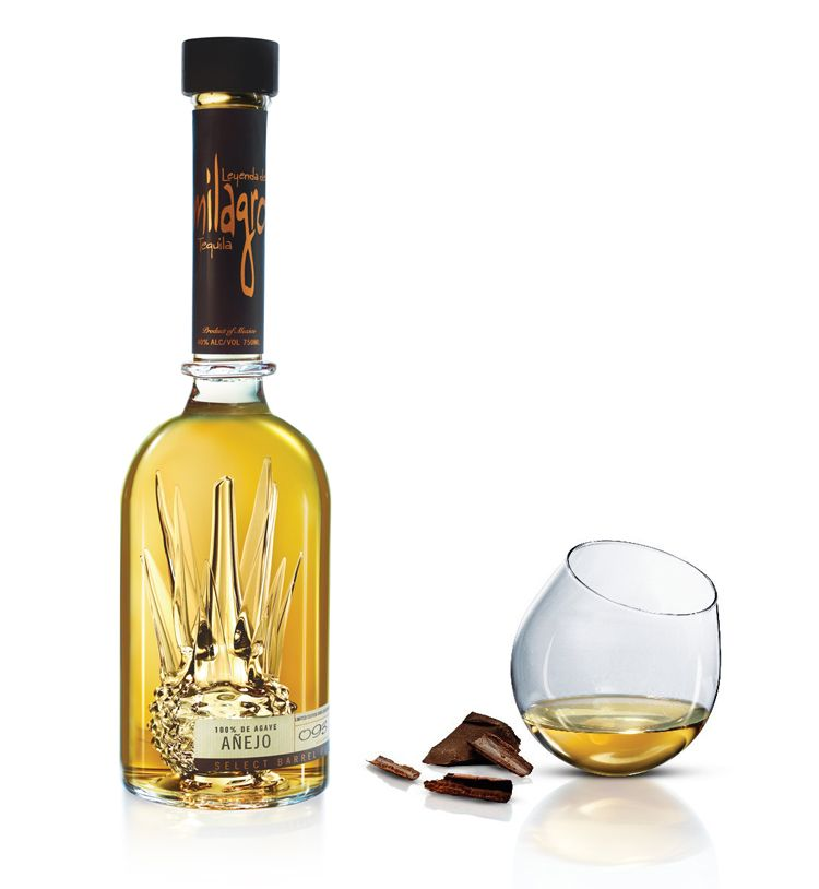 Have Some Milagro Tequila With Your Chocolate This