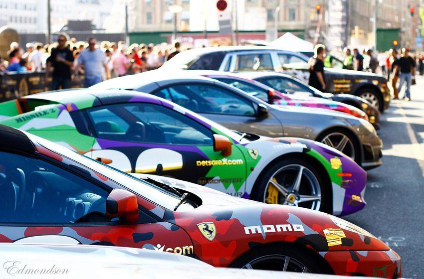 Gumball 3000 car rally