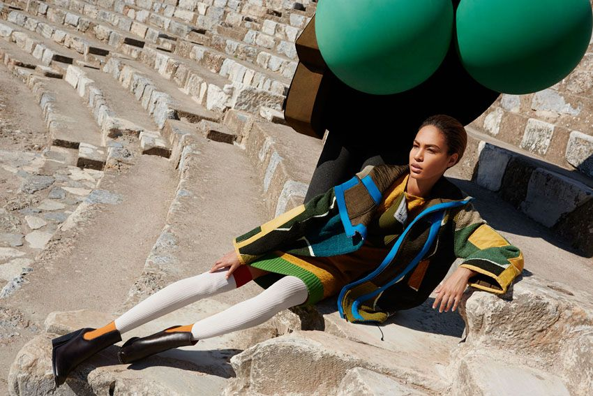 missoni campaign joan smalls