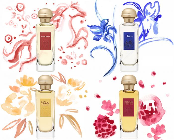 Hermès fragrance