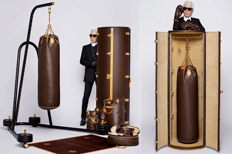 Louis Vuitton, Celebrating Monogram, Karl Lagerfeld