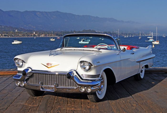 1957 Cadillac Series 62 Convertible For Sale In Santa