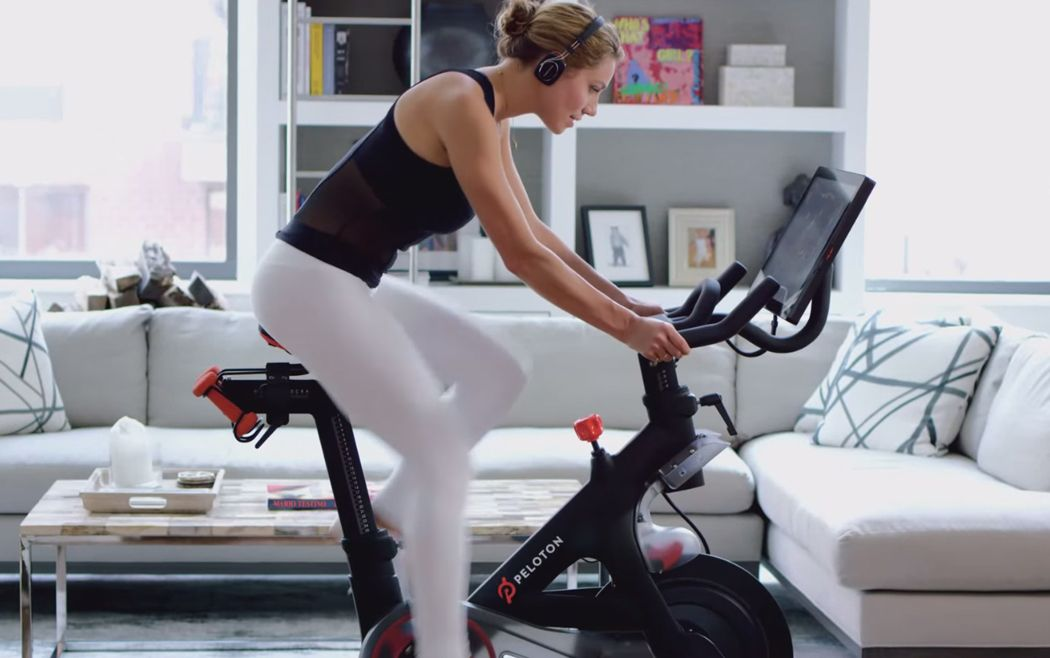 peloton connects you to the best cycling classes from your living room. Black Bedroom Furniture Sets. Home Design Ideas