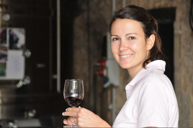 wine, winemaker, Diana Garcia Gonzalez