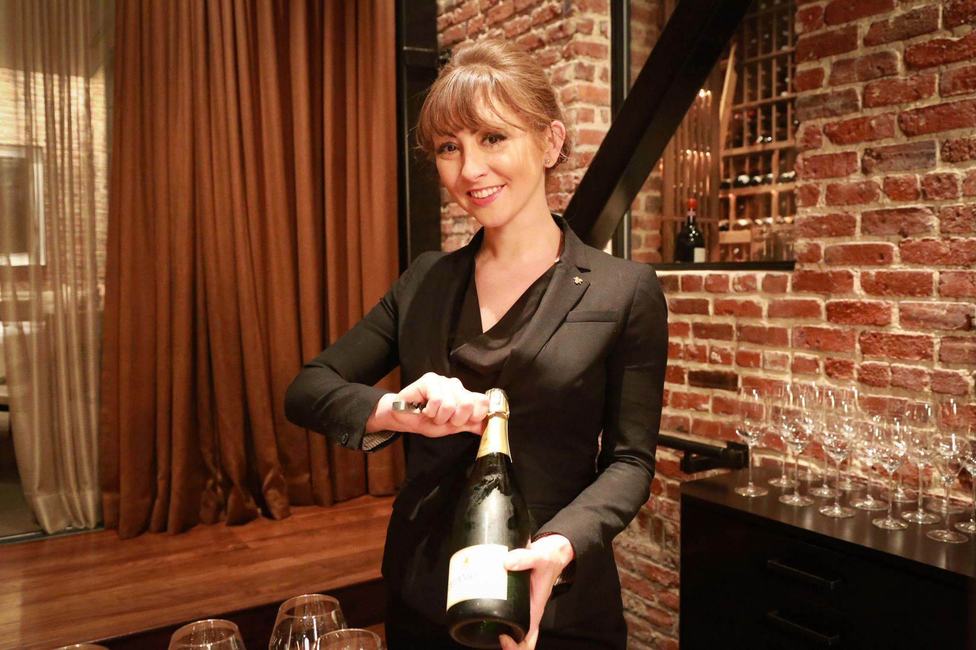 Celebrating 10 Talented Women In Wine Sommelier Tara