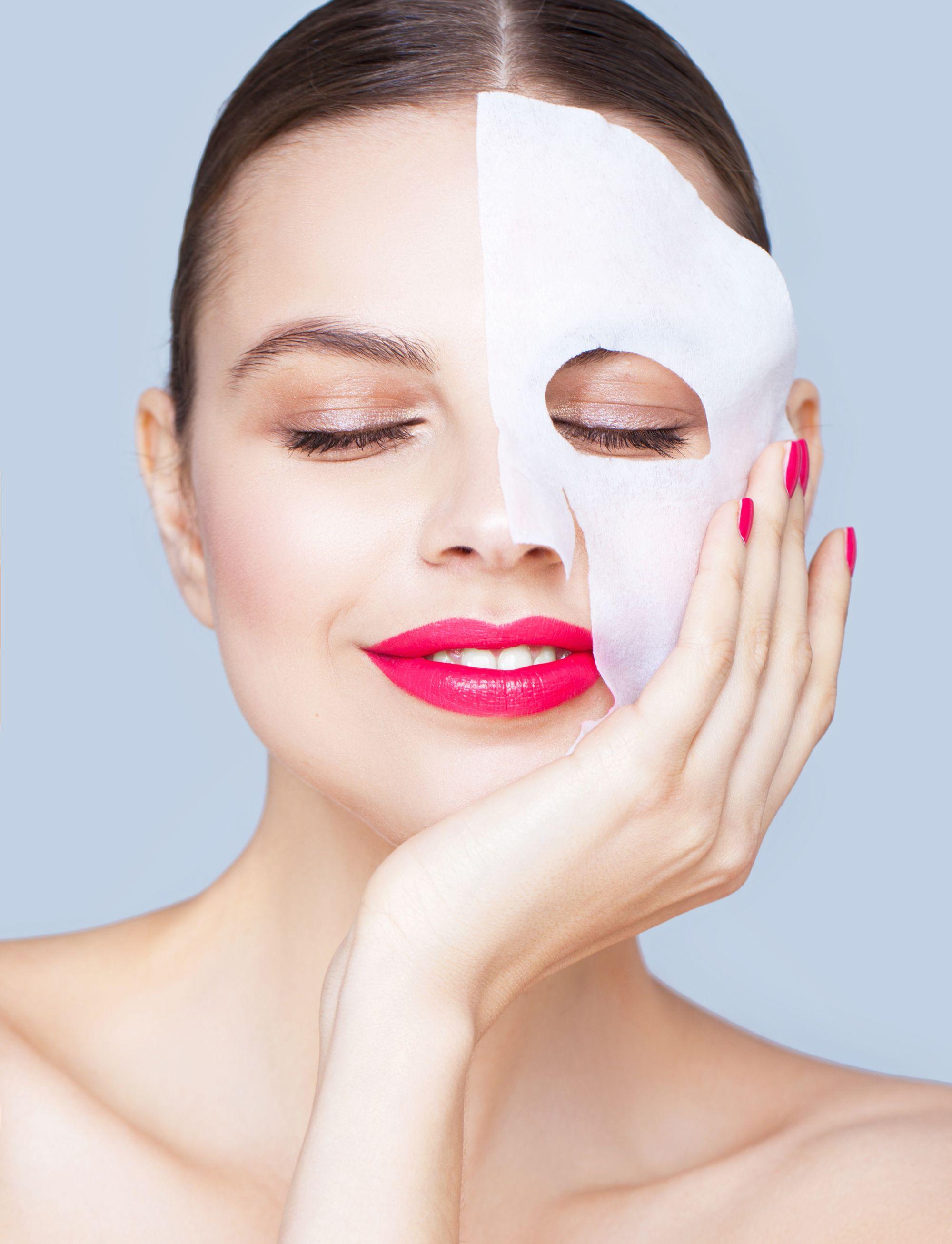 best face sheet masks