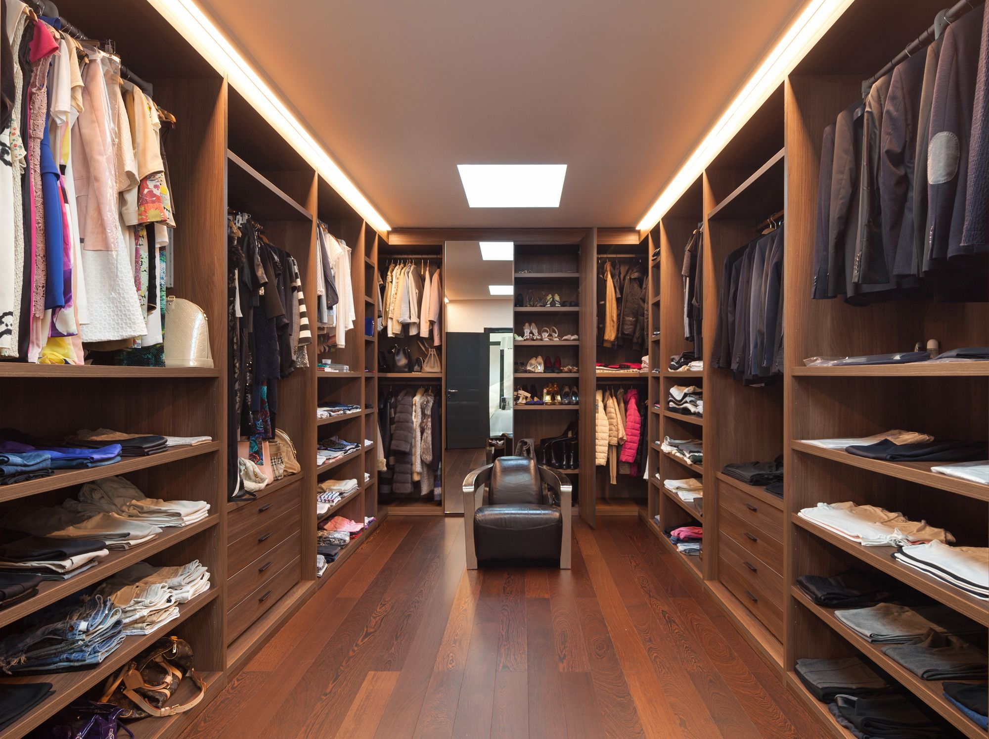 Shoe Closets Of The Stars
