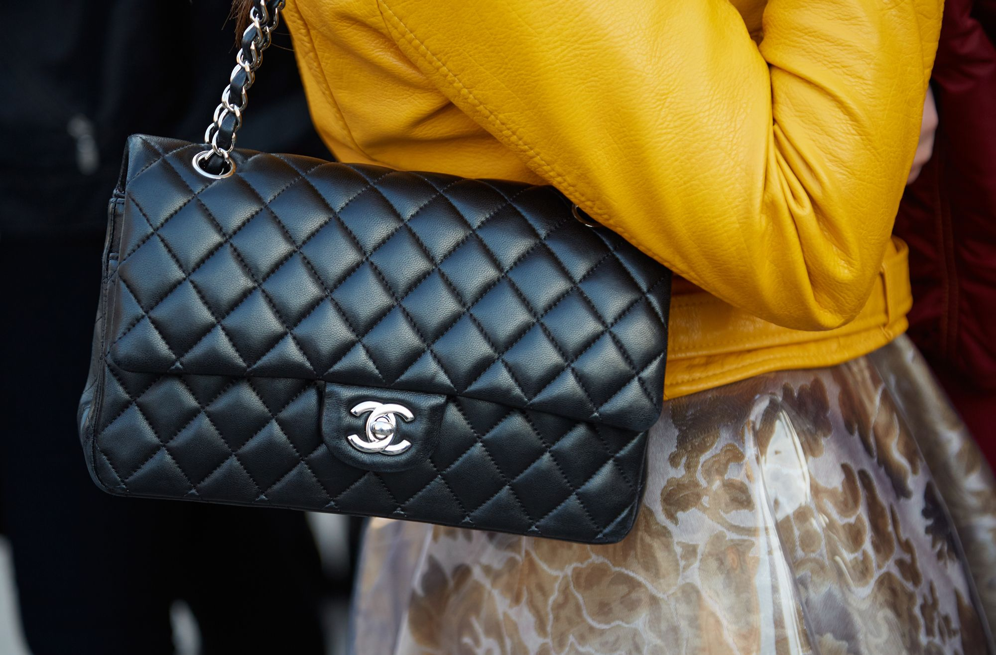 Chanel Investment Bags