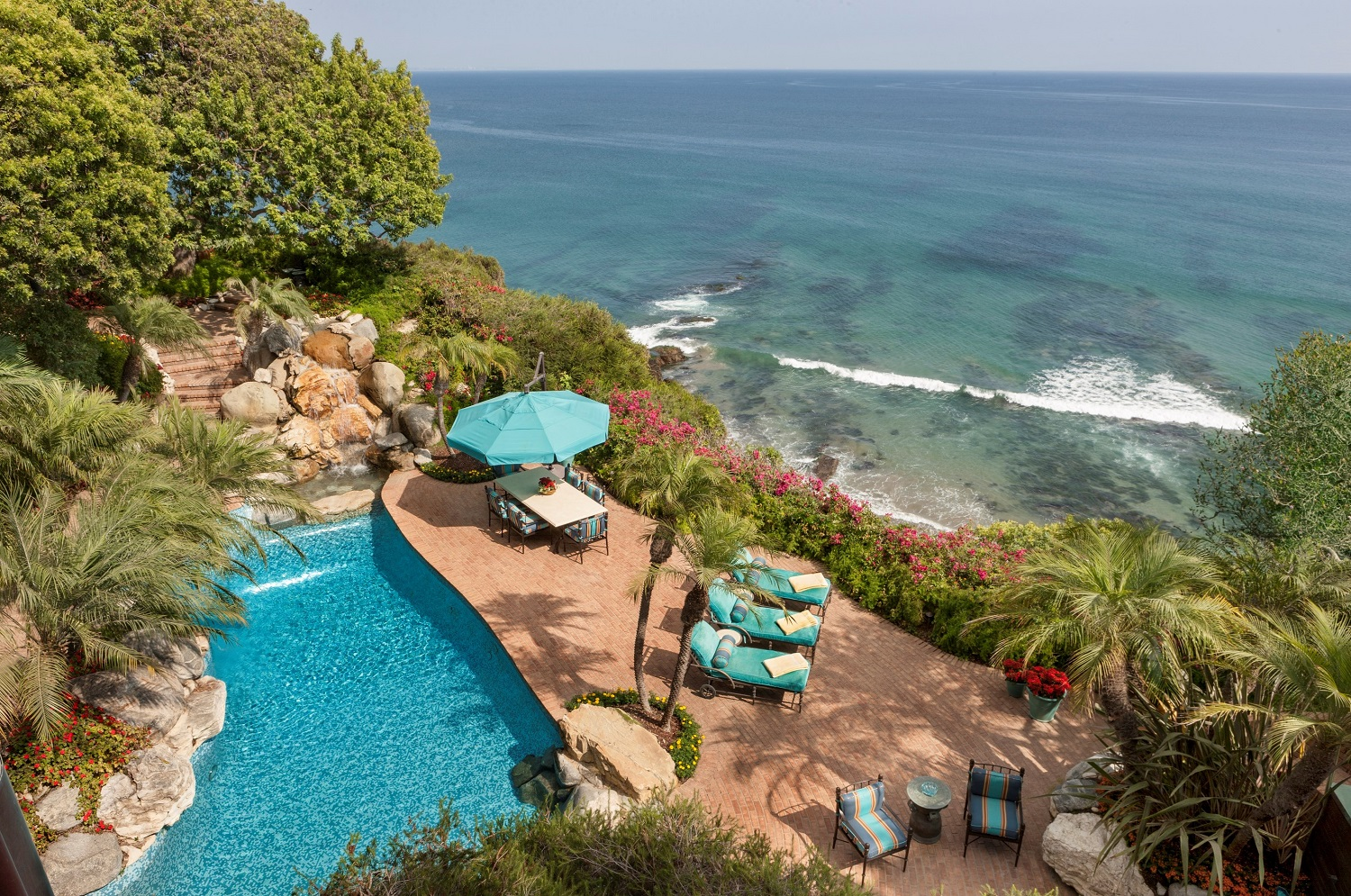 Johnny Carson Malibu Estate