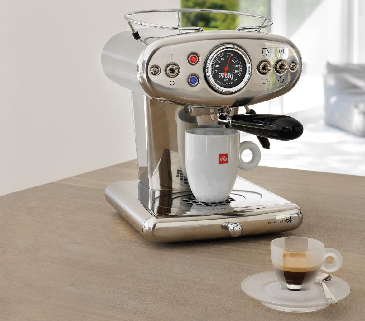 illy X1 Anniversary Edition Espresso Machine
