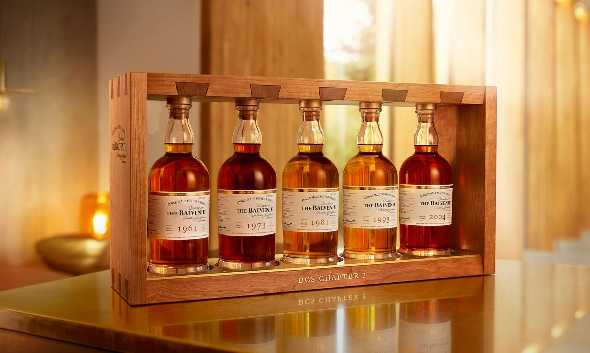 Balvenie Limited Edition DCS Compendium Chapter Three