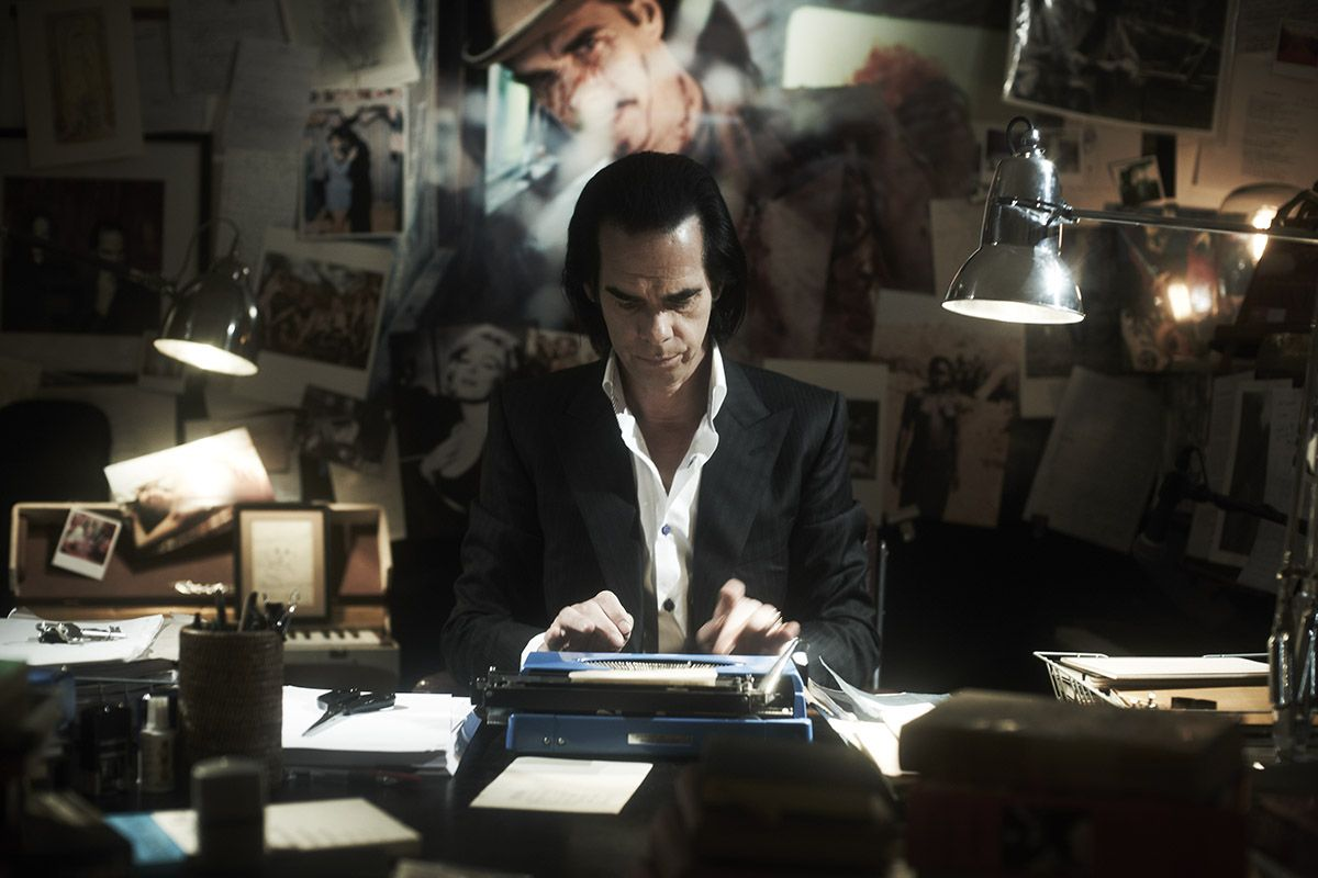 20,000 Days on Earth, nick cave