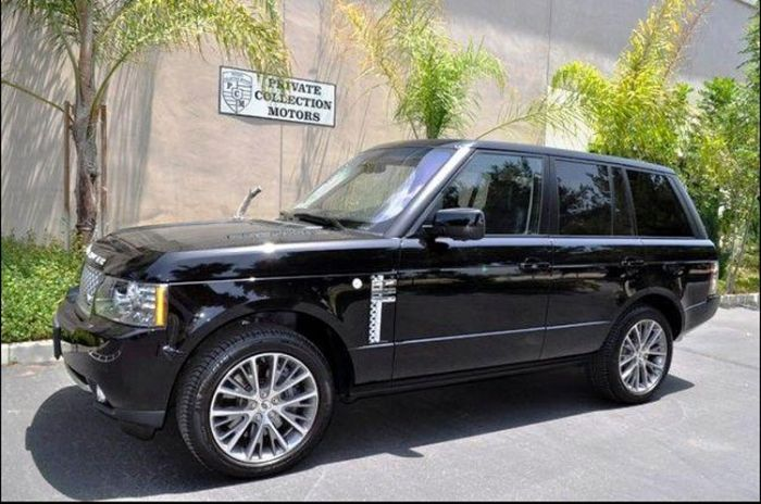 2011 land rover range rover autobiography for sale in. Black Bedroom Furniture Sets. Home Design Ideas