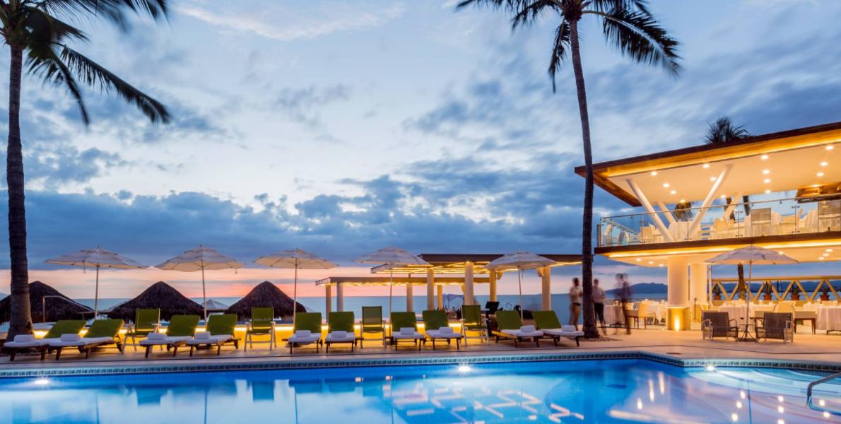 Puerto Vallartas Luxury AllInclusive Resort Villa Premiere - All inclusive resorts in puerto vallarta