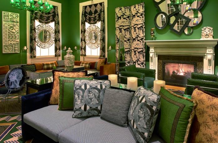 The hotel kimpton monaco a modern marvel in the heart of for Hotel monaco decor