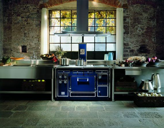 Molteni Stoves Bring Luxury To The Kitchen