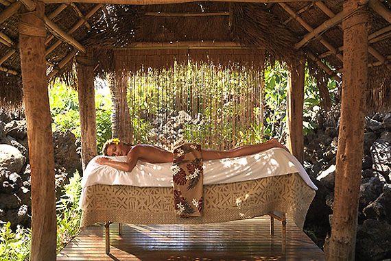 Leisure Bay Spas >> Luxury Spas on the Big Island's Kohala Coast: I Came, I Saw, I Sparkled