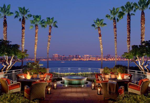Romantic Weekend Getaways Coronado Island San Diego