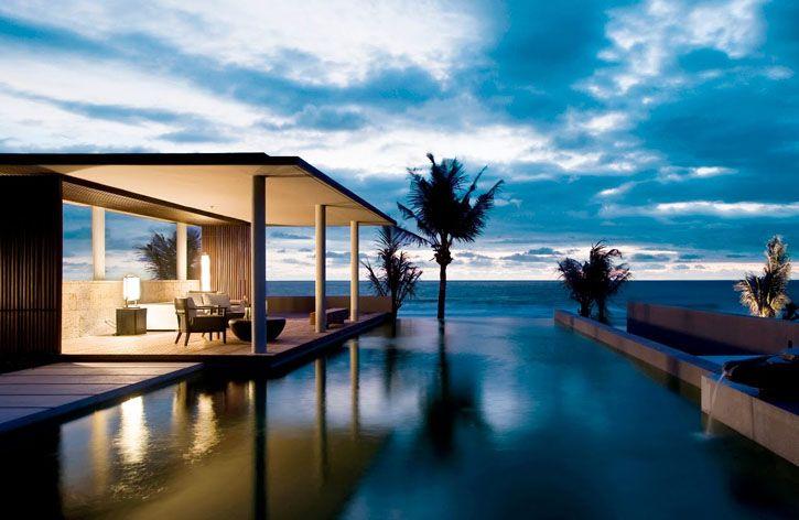 Honeymoon destination alila soori luxury villas in bali for Alila villas soori