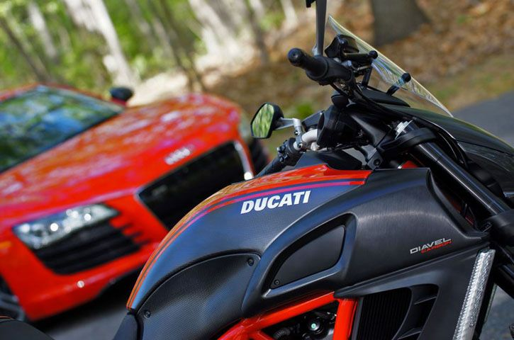 Audi Buys Ducati
