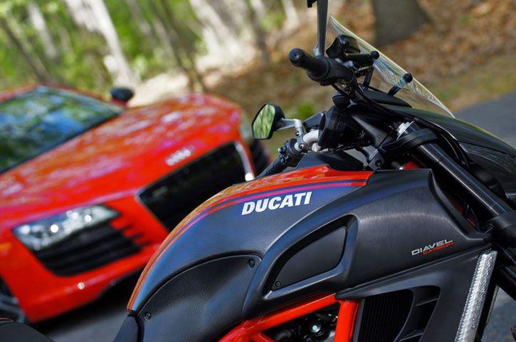 Audi Buys Ducati