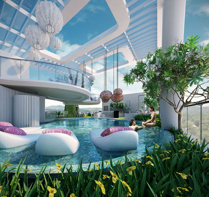 World 39 s coolest condo tower in manila to be designed by missoni - Penthouse luxe missoni home ...