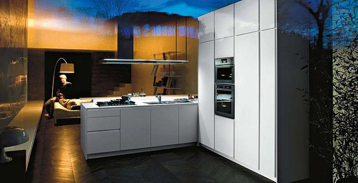 Ultra Modern Kitchen Design by Snaidero Wins Coveted Award