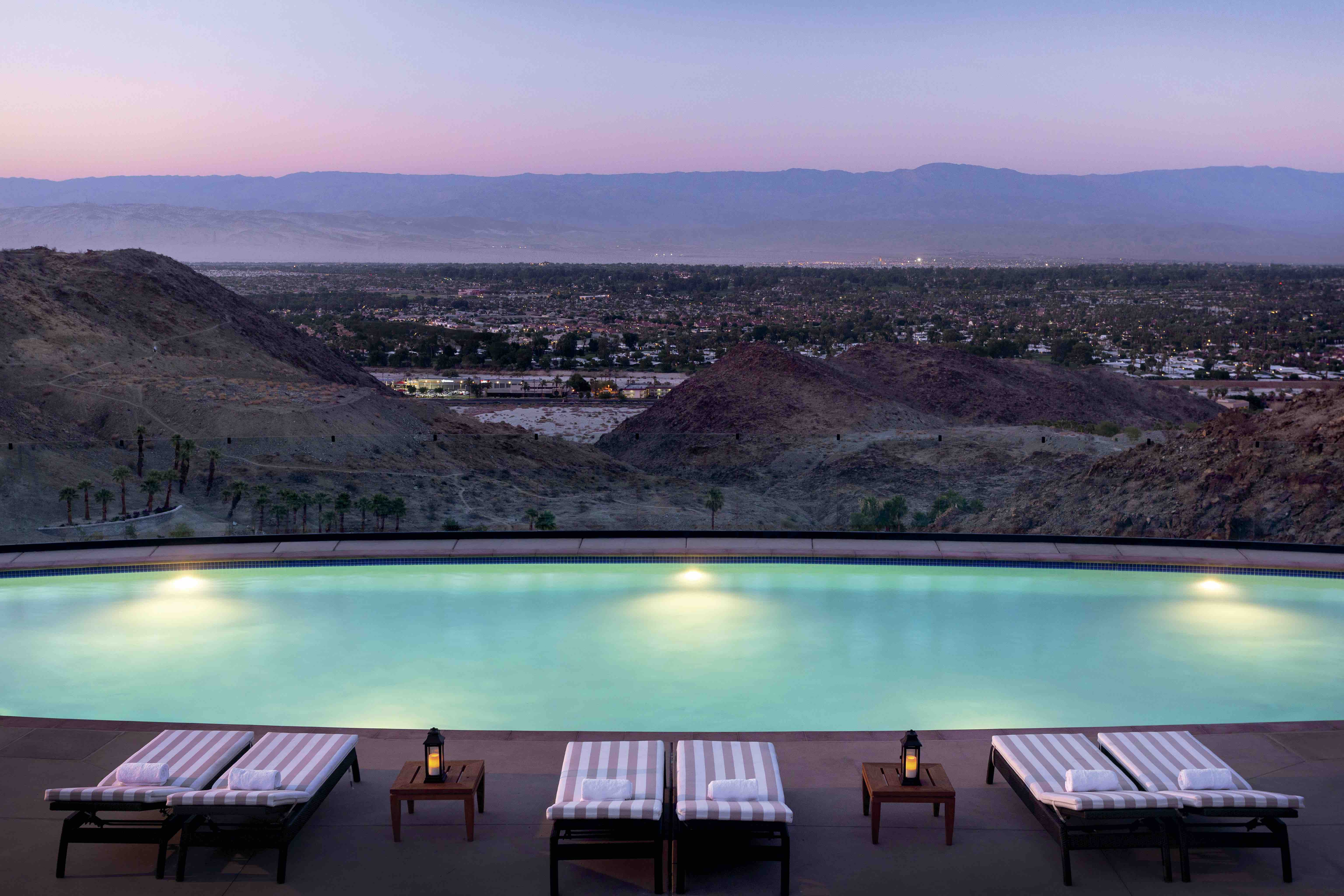 Indulging in Desert Luxury at the Ritz-Carlton Rancho Mirage