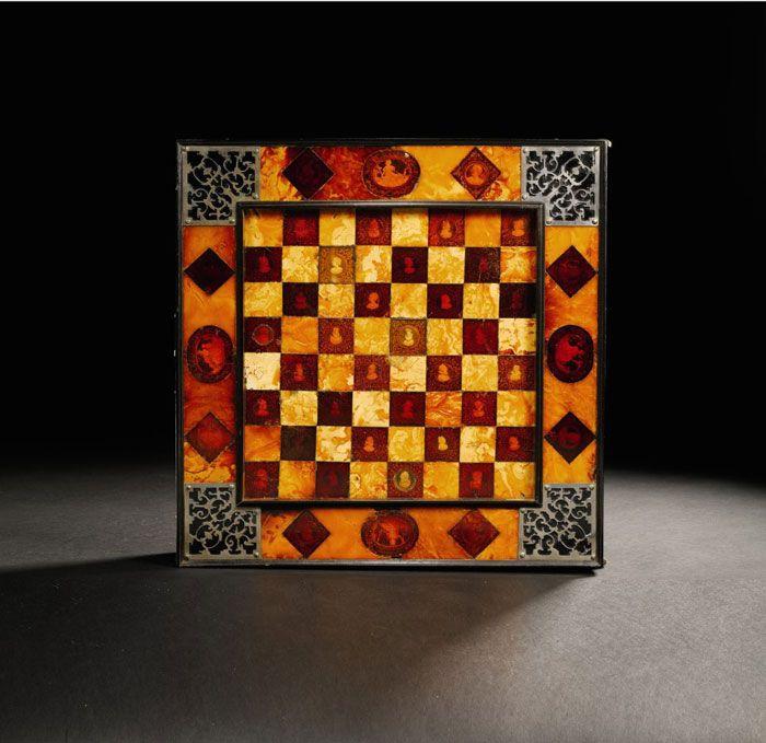 17th century board game