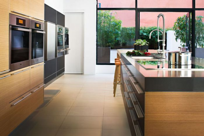 Kitchen Design By Bulthaup Showcases Ultimate Appliances Decor
