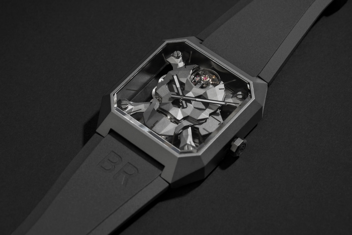 Bell & Ross BR 01 Cyber Skull Sharpens the Already-Edgy Watch Brand post thumbnail image