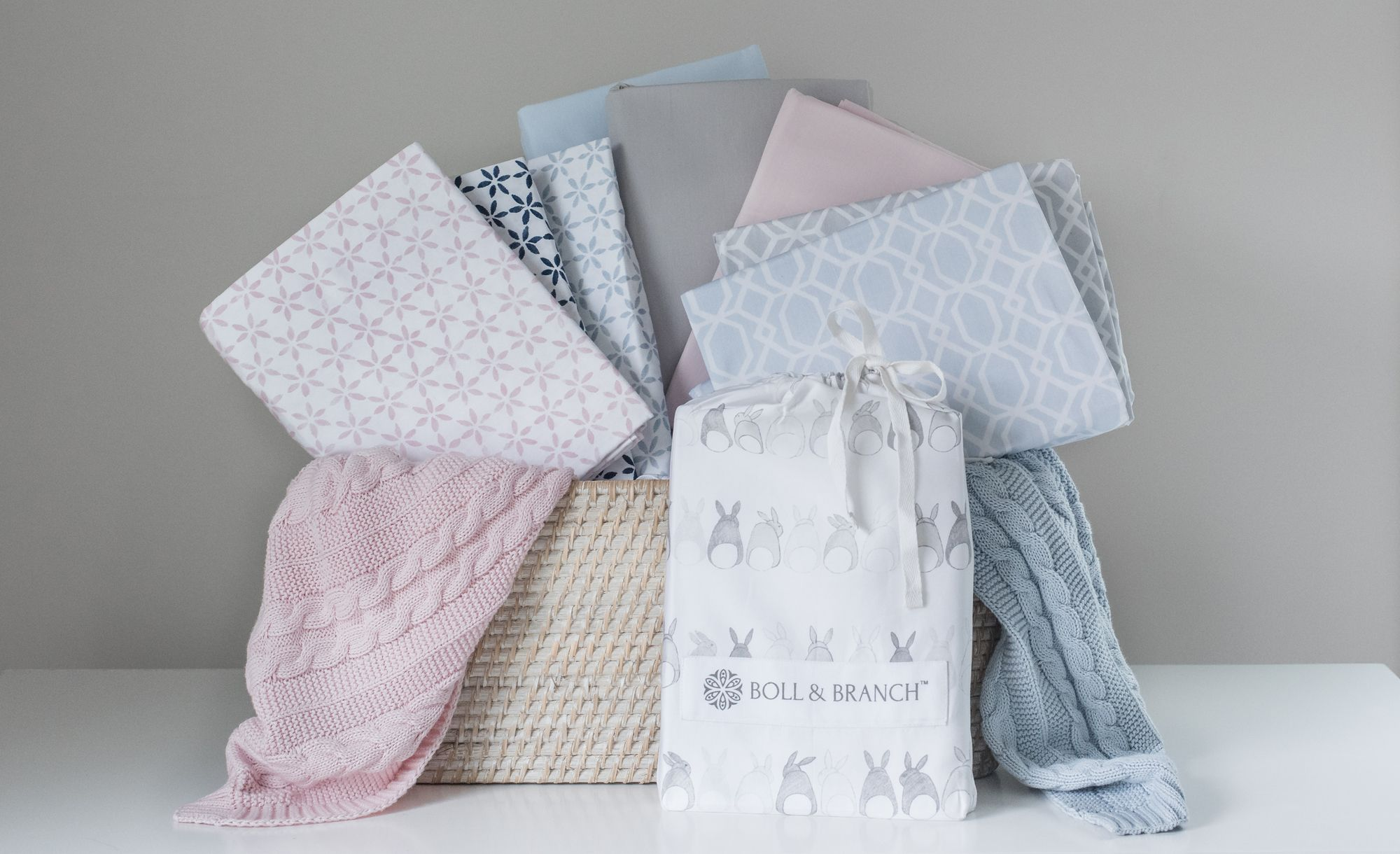 The New Organic Boll Branch Bedding Collection Is As