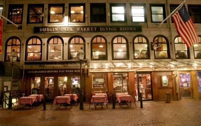 durgin-park | historic boston dining tradition