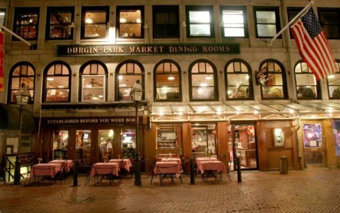 Durgin park historic boston dining tradition for Craft restaurant century city