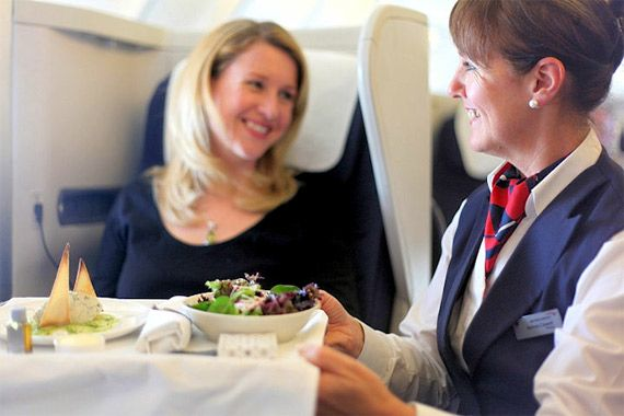 Chefs Raising Haute Cuisine to New Levels in Airline Food