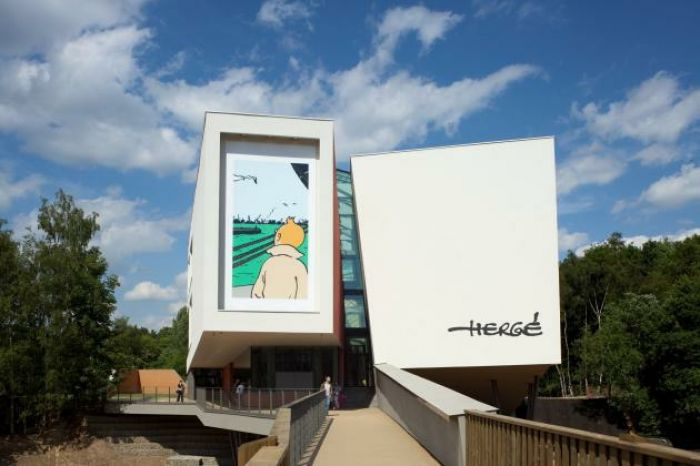 Herg� Museum