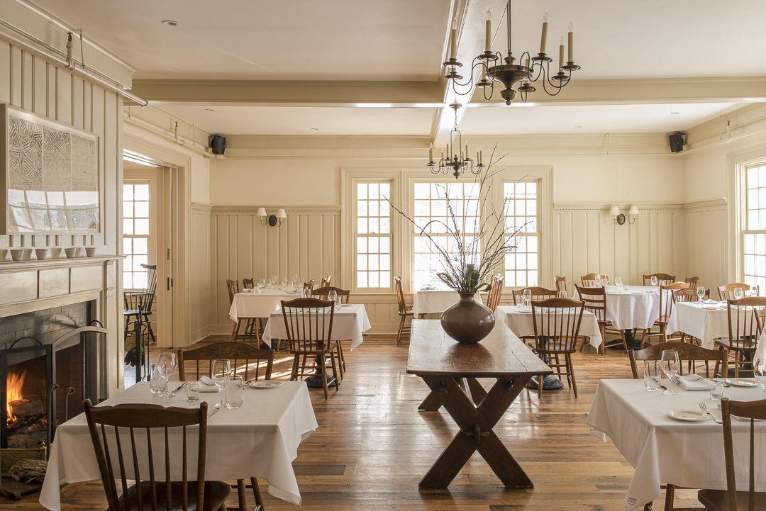 White Hart Inn Food Cooking Salisbury Connecticut