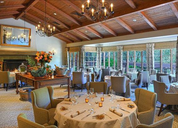 Carmel Valley Restaurant Reopens At Four Diamond Bernardus