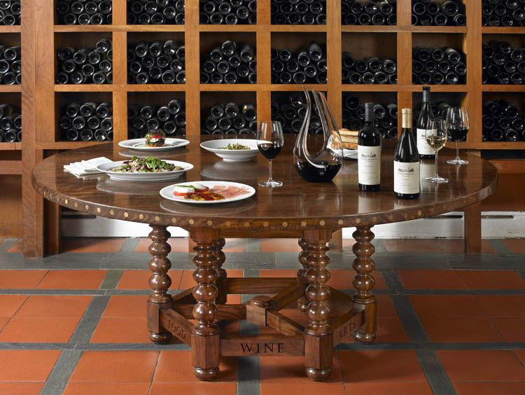 Limited Edition Centenary Table For Robert Mondavi's 100th Anni