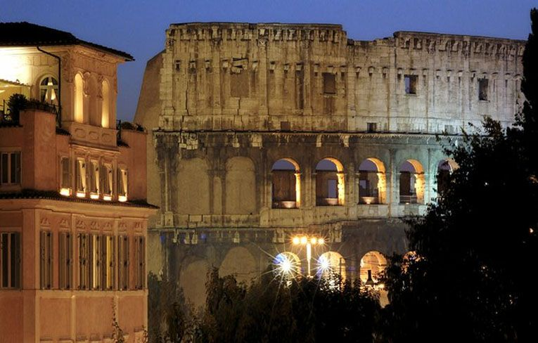 Palazzo Manfredi Is A Historic Gem In The Heart Of Rome