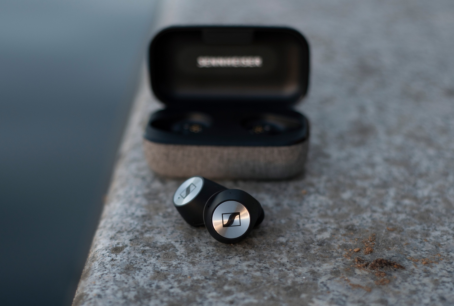Sennheiser, Momentum, True Wireless, Earbuds