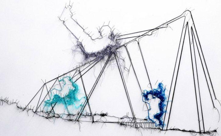 Debbie Smyth Art Installation