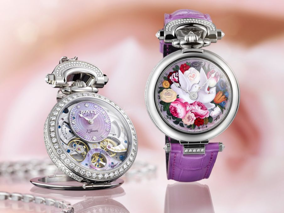 Amadeo Fleurier Lady Bovet