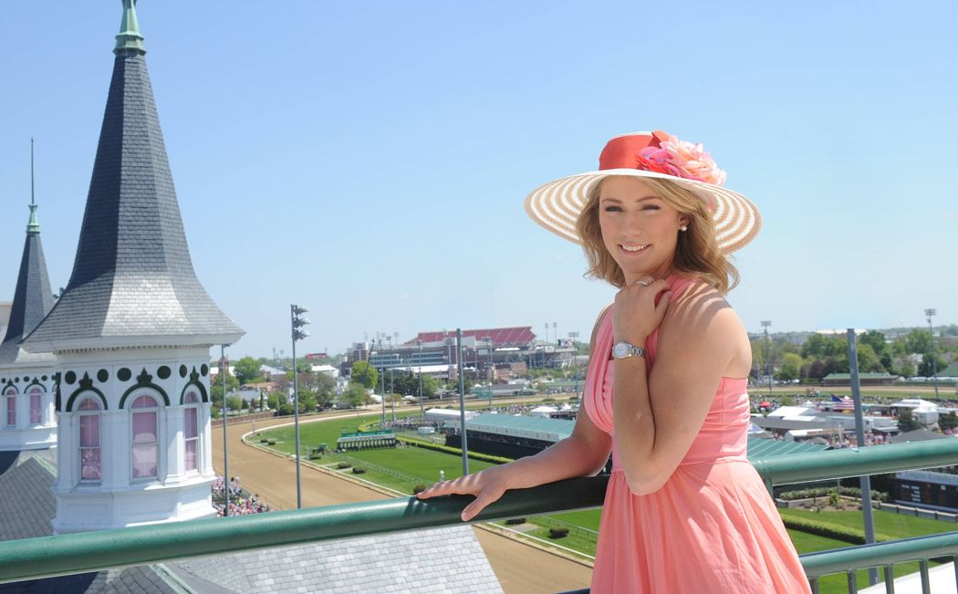 Longines Kentucky Derby Mikaela Shiffrin