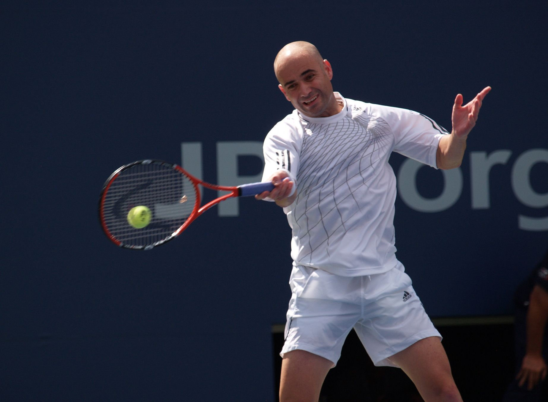 tennis, Andre Agassi,Stefani Graf, father's day
