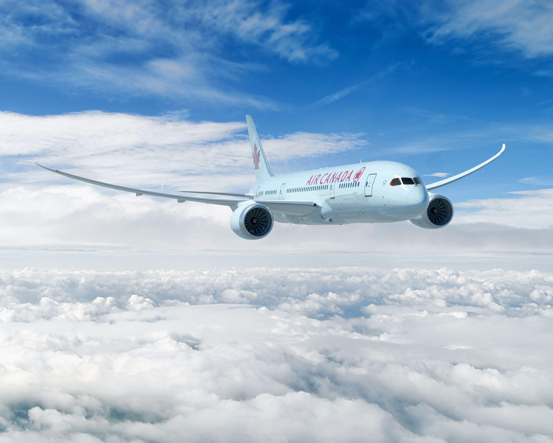 Boeing 787 Dreamliner Air Canada