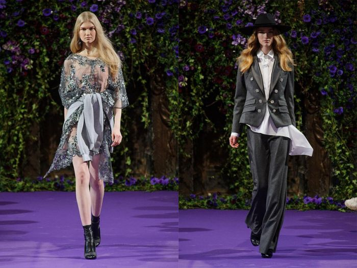 Alexis Mabille RTW Fall 2014