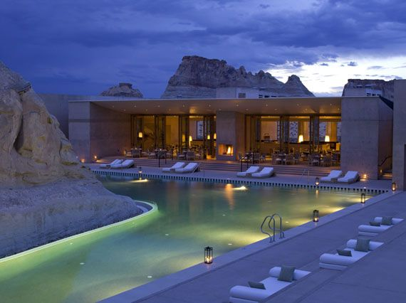Amangiri 39 peaceful mountain 39 aman resort in utah for Design hotel utah