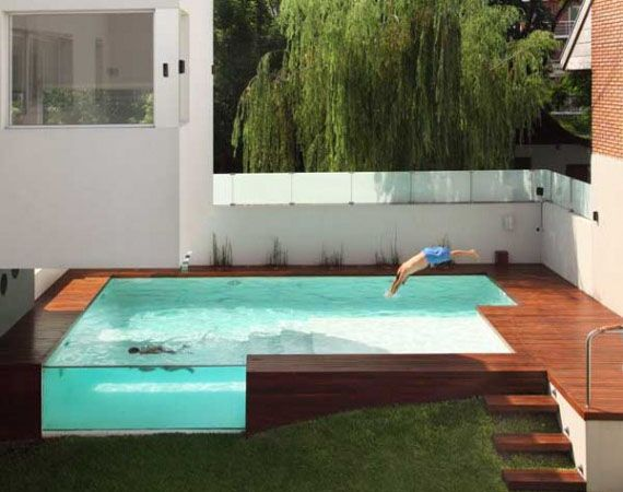 Devoto House Pool